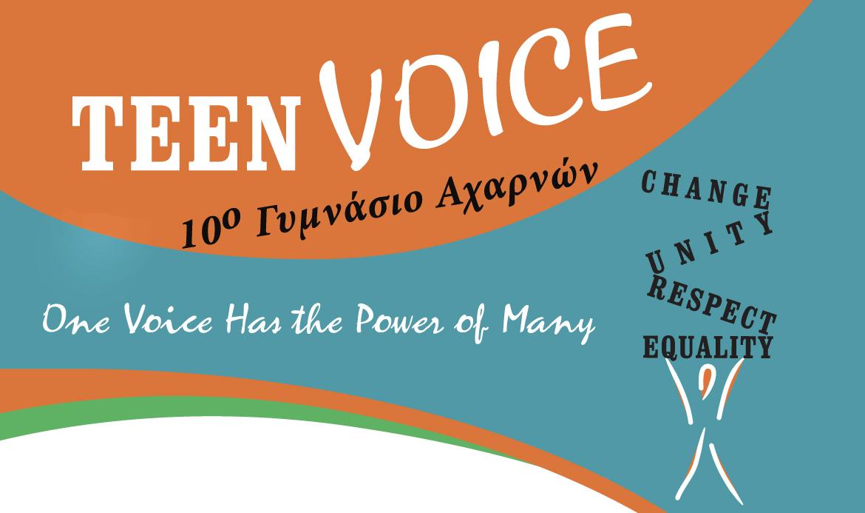 """""""Teen Voice"""""""